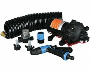seaflo washdown pump kit