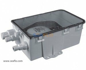 Shower Sump Pump System