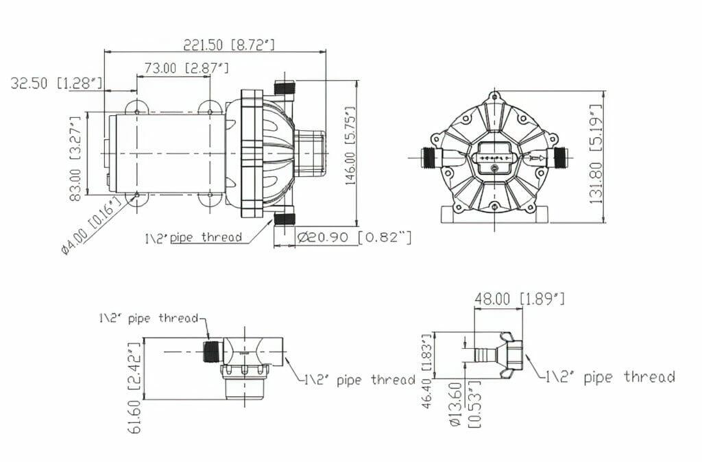 51 Series - Diagram 1