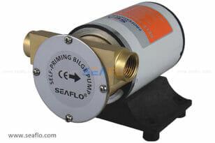 seaflo self priming bilge pump
